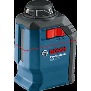 Bosch GLL 2-20 Professional + BM-3