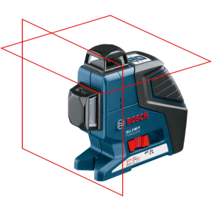 Bosch GLL 2-80 P Professional + BM1
